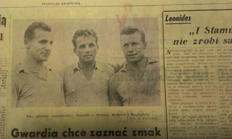 Zientara, Baszkiewicz and Hachorek