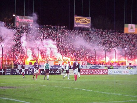 Legia-Polonia