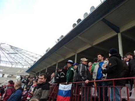 Górnik old stand