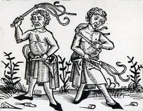 Self-flagellation